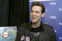 Jim Carrey on ET Canada
