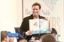 Jim Carrey on OMG Insider