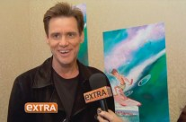 Jim Carrey on Extra